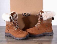 UGG Australia Women's Adirondack III Winter Boots Chestnut 7 MED 1017430 NEW