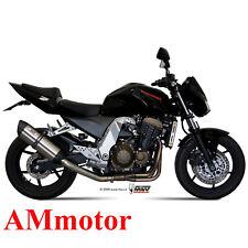 Mivv Kawasaki Z 750 2005 05 Terminale Di Scarico Marmitta Suono Inox Moto