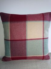 Cushion covers Made In Isle Of Mill 100% Wool