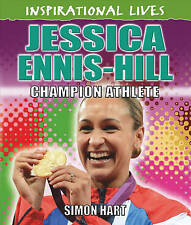 Jessica Ennis-Hill by Simon Hart (Paperback, 2014)-9780750283588-H010