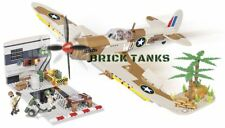 Supermarine Spitfire (Maintenance Hangar) - COBI 5546 - 500 bricks