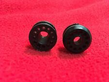 Dodge Ram 1500 2500 3500 4X4 transfer case shifter linkage bushing grommet Black
