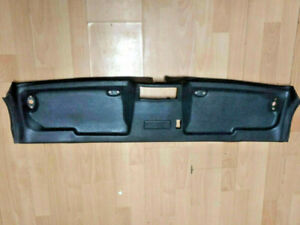 BMW E30 3-Series Front Headliner Cover for Electric Sunroof 84 91