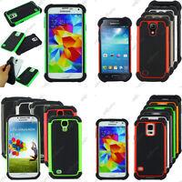 Coque Housse Etui Rigide Silicone Anti Choc Samsung Galaxy S5 S4 S3 S2 S Mini