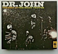 Dr. John - Best of (The Night Tripper, 2008) 2 x CD and Freepost