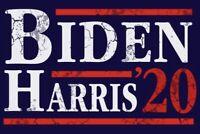 BIDEN HARRIS Flag President 2020  3x5' Banner Campaign Democrat Kamala Joe 🇺🇸!