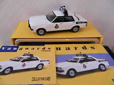 Vanguards Corgi VA11904 Ford Cortina MKIV 2.0S Lancashire Police
