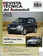 MANUAL DE TALLER Y MECANICA SUZUKI GRAN VITARA  10-05 R175+REGALO TESTER
