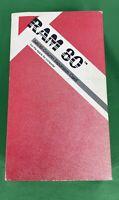 1989 Apple IIe RAM 80 64K/80 Column Expansion Card Vintage Memory w Original Box