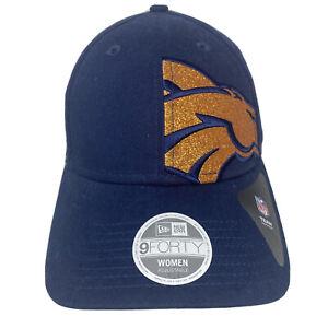Womens New Era NFL 9Forty DENVER BRONCOS 940 Strapback Cap Hat