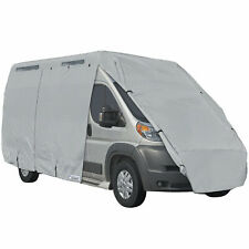 RV Motorhome Class B 4-Layer Outdoor Winter Storage Cover- Fits up to 25', Grey