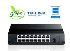 Netzwerk Switch 16 Ports TP-Link TL-SF1016D 10/100 Mbit DSL LAN Ethernet HUB