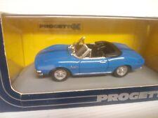 PROGETTO K 1/43 FIAT DINO SPIDER 2000 OPEN PK160C
