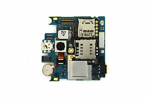 Genuine LG Optimus 2X P990 PCB Motherboard with IMEI - CRB30910501