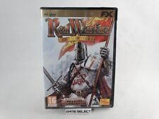 REAL WARFARE ANTHOLOGY PC COMPUTER DVD-ROM FX INTERACTIVE NUOVO SIGILLATO