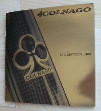 Colnago Katalog Collection 2008