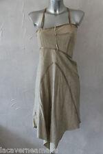 adorable vestido lana viscosa EXALTATION talla 36 COMO NUEVO