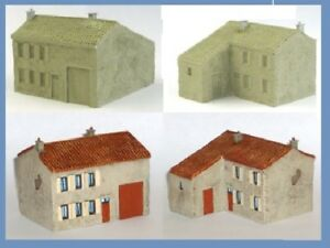 10mm Small French Farmhouse (Code 7/016)