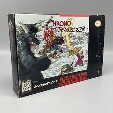 Jeu - Chrono Trigger complet - Nintendo - NTSC US - SNES - Super Nintendo