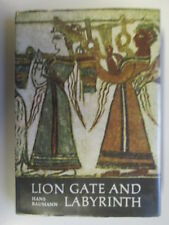 Acceptable - Lion Gate and Labyrinth - Hans Baumann 1967-01-01   Oxford U.P
