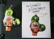The Lonely Astronaut On Christmas Eve Ornament Blink-182 Delonge To The Stars