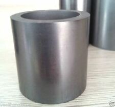 7 OZ Pure Graphite Crucible Cup Propane Torch Melting Gold Silver