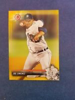 JOE JIMENEZ 2017 BOWMAN PROSPECTS CARD BP-38 DETROIT TIGERS (ROOKIE PARALLEL) SP