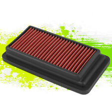 Washable High Flow Drop-In Air Filter Red for Honda Civic / CR-V 1.5 16-19 17 18