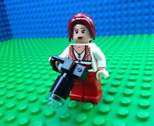 Lego TMNT April O'neil Oneil Minifigure Minifig Journalist Camera Ninja Turtles