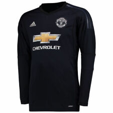 Maglie da calcio di squadre inglesi portiere adidas senza indossata in partita