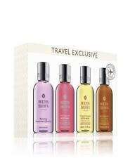 MOLTON BROWN- BESTSELLERS TRAVEL EXCLUSIVE BODY WASH GIFT SET (4X100ML)- NEW**