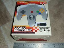PC USB RETRO NINTENDO 64 N64 CONTROLLER GAMEPAD GAME PAD BRAND NEW! RASPBERRY PI
