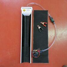 Fine Gold Recovery Mini Sluice Box GPAA Modified 12V pump V & Gold Stop Mat