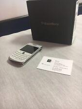 Blackberry Bold 9780, White, Bianco, NUOVO, Con Custodia