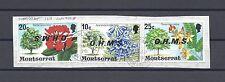 MONTSERRAT 1976-80 SG O10A USED Cat £70 . CERT