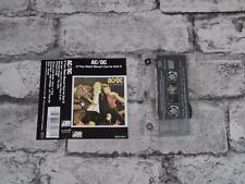 AC/DC - If You Want Blood You've Got It / Cassette Album Tape / 3257