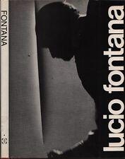 Lucio Fontana. 2 voll. A cura di Enrico Crispolti. Astuccio! La Connaissance. RD