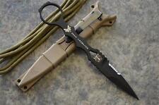 Benchmade 178SBKSN Black Tactical Dagger w/ Tan MOLLE Molded Sheath