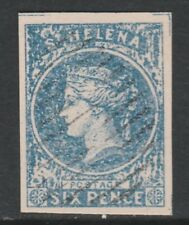 St Helena 6775 - PERKINS BACON 6d forgery by DAVID COHN  (West type 2) column 3