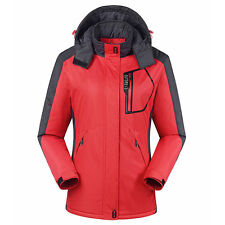 Snow Warm Women Winter Thicken Coat pop Ski  Windproof Outdoor Sports Jackets
