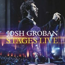Josh Groban - Stages Live [New CD] With DVD