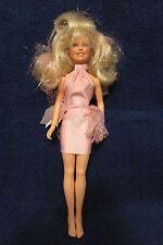 Vintage 1987 Habro Jem Doll - Glitter n Gold Jem/Jerrica