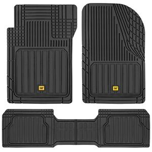 All Weather Car Floor Mats, Full Rubber Liner Set Includes Cargo Trunk Mat⭐⭐⭐⭐⭐