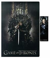 Game of Thrones - Notebook and Bookmark Set