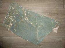 PERI RETRO CRUSHED GREEN VELVET RETRO GROOVY (1) ASCOT VALANCE 42 X 21