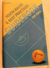 Lacrosse Youth Rules & Best Practices Guidebook for Girls Book