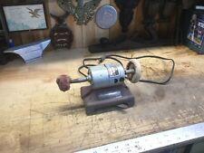 Vintage Foredom Jewlers Buffing Grinding Machine Model 2B & G