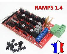 Carte Ramps 1.4 pour mega arduino 2560 - imprimante 3d print cnc stepper ramp's