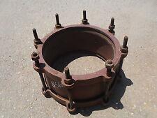 "Dresser 12"" CIP 12ID-5/8RR Coupling Pipe Plumbing Sewer Water"