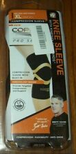 COPPER FIT PRO SERIES COMPRESSION KNEE SLEEVE - SIZE XL/EXTRA LARGE